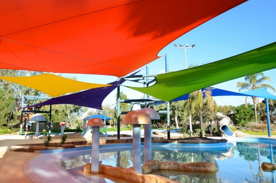 Roxby Downs Shade Sails